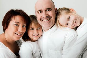 Familienportrait von Oliver Seimel Photographie