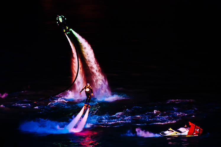 Klangwolke - Moby Dick